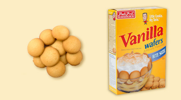 Vanilla Wafers (8 oz carton)